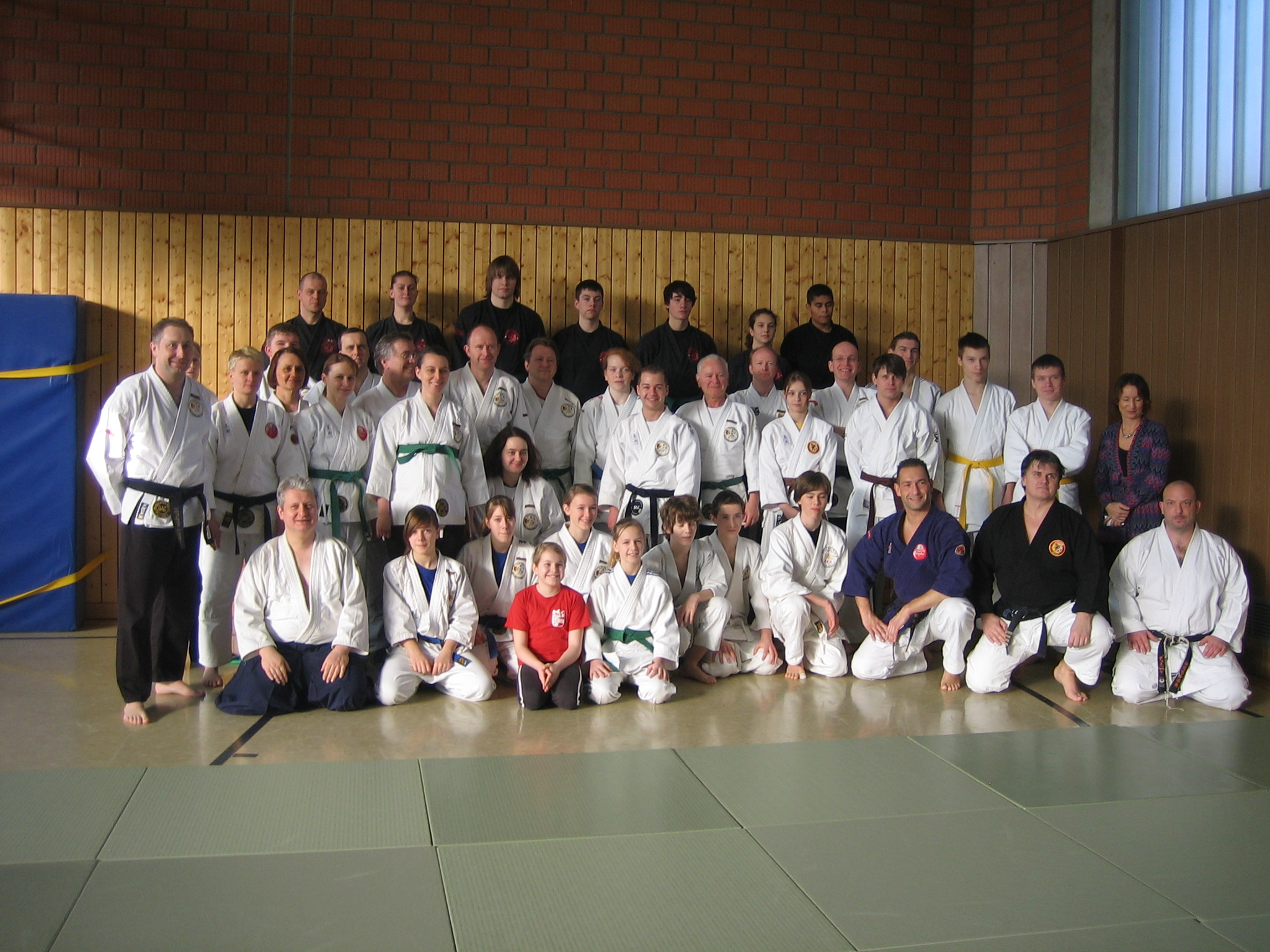 Budo-Benefiz in Bochum