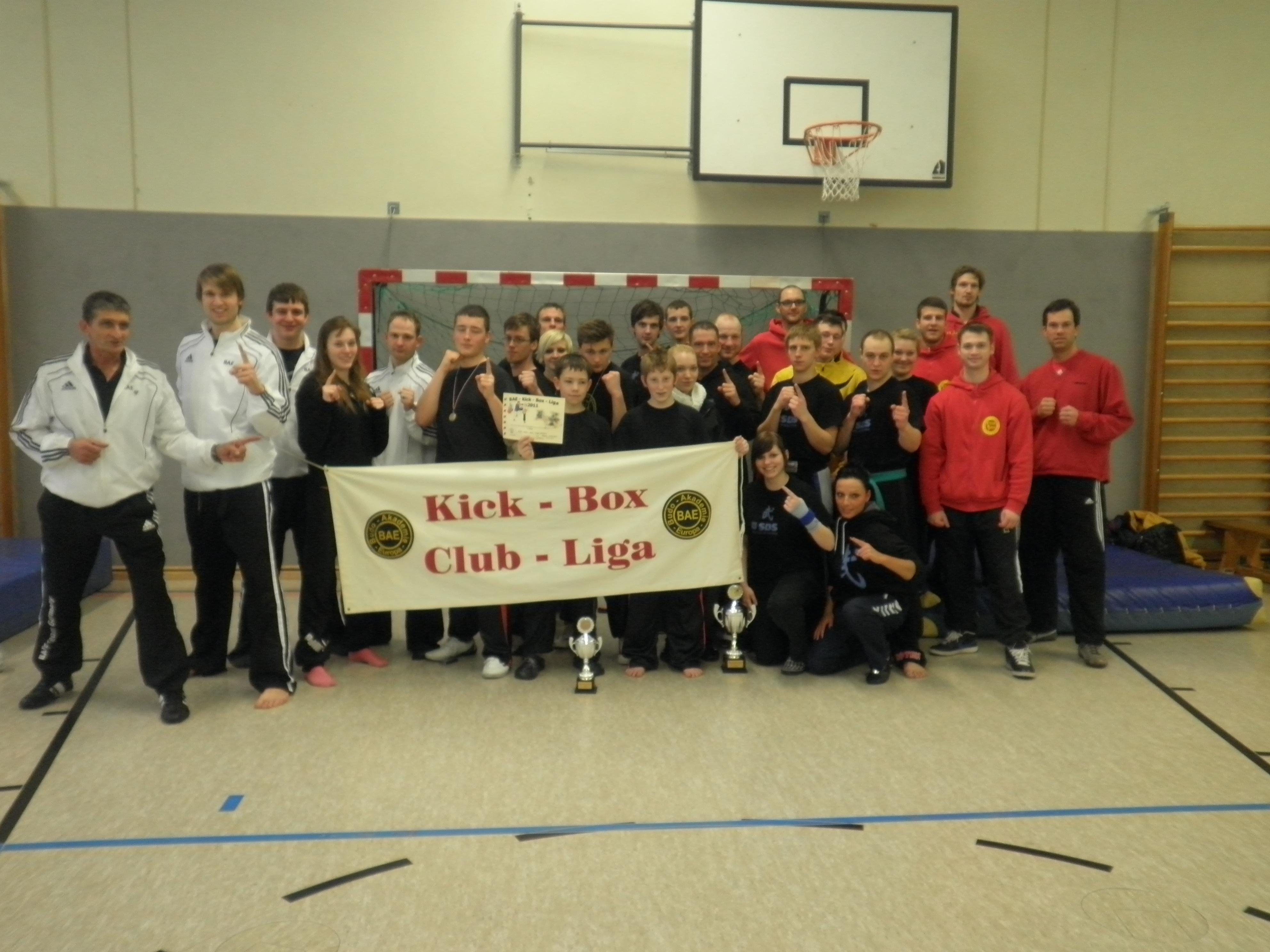 Finale! Abschluss der BAE-Clubliga 2010/11 in Bünde