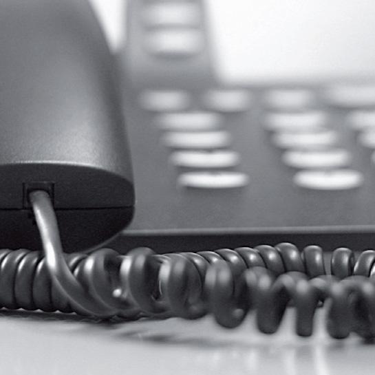 Technik und Taktik am Telefon