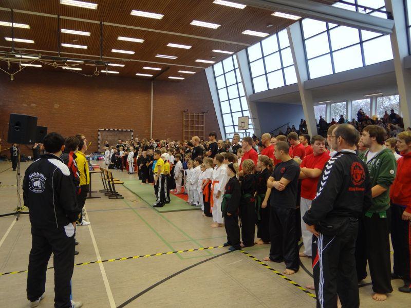 Große Klasse: Teilnehmerrekord bei den Newcomer Open