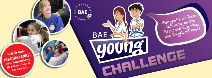 Young Challenge wartet!