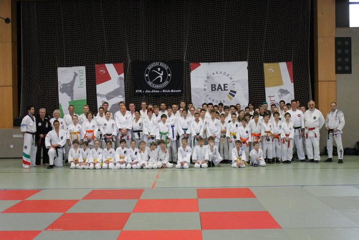 Gedenken mit allen Mitteln des Jiu-Jitsu
