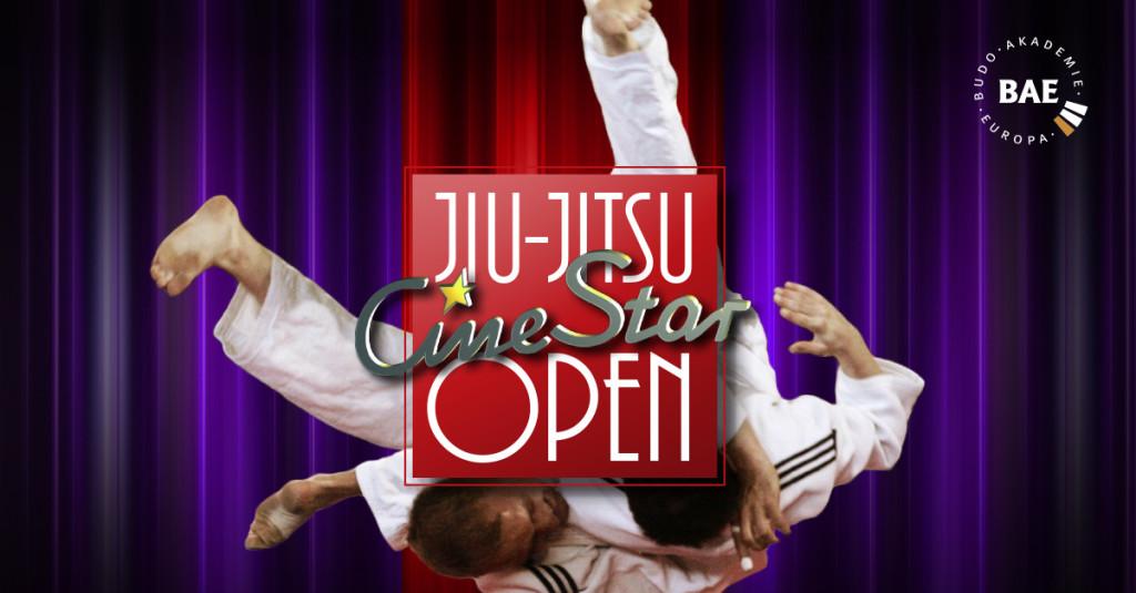 Großes Kino für Jiu-Jitsu