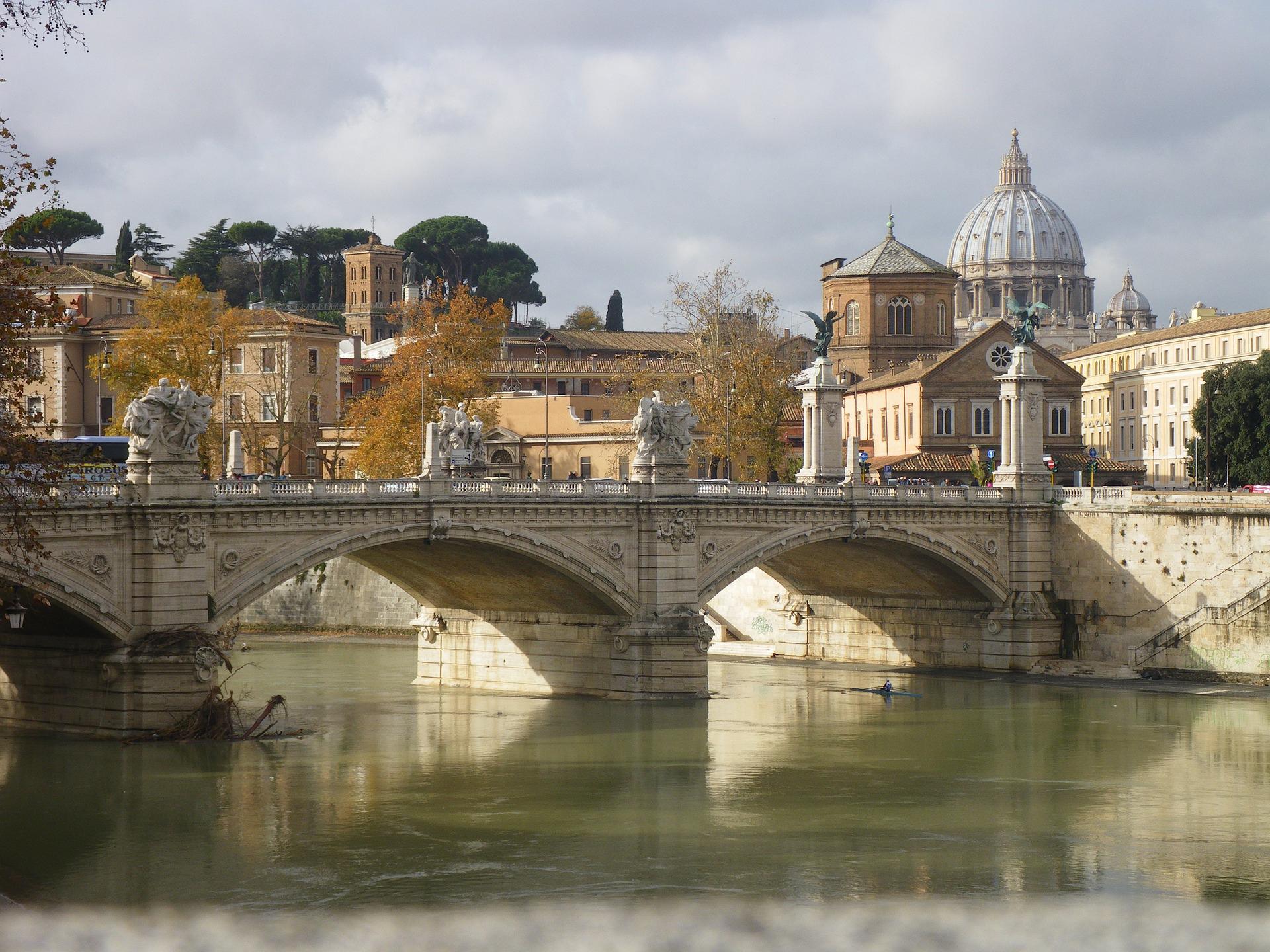 Alles anders – aber in Rom!