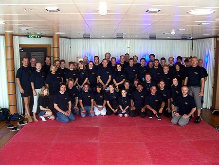 AIDA Teilnehmer