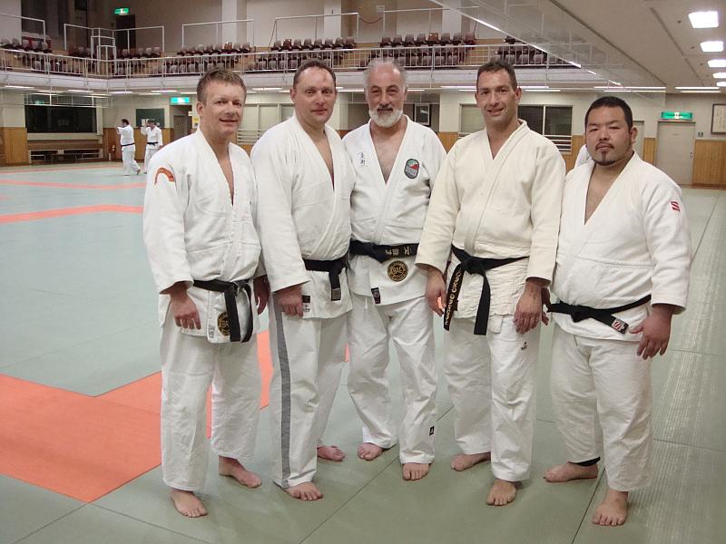 Claude Weiland, Olaf Janssen, Nino Farinella, Jörg Gerdes, Harukuni Shimoyama