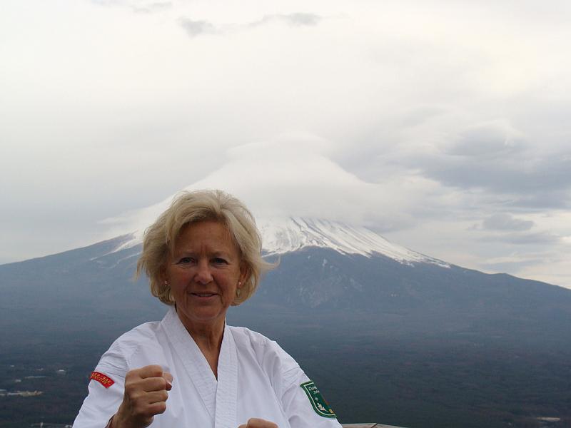 Hanna Weiland und der Fuji