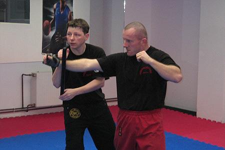 Trainingsszenen
