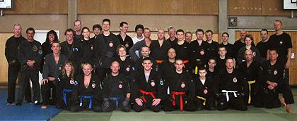 Teilnehmer des ATK-Lehrgangs in Berlin