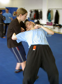 ATK-Training in der Budo Schule Sankt Gallen
