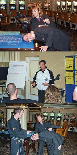 Security-Ausbildung im Casino Schaffhausen