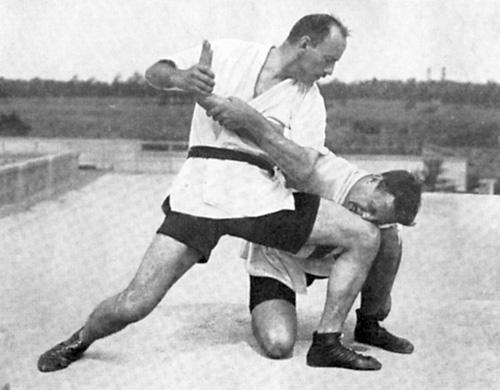 "Erich Rahn - ""Jiu-Jitsu - die unsichtbare Waffe"""