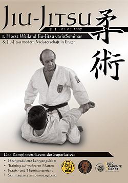 JJ Horst Weiland Seminar