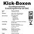 Einstufungsseminar Kick-Boxen
