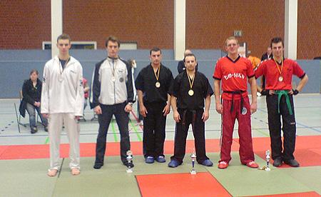 Die Teamsieger 2007