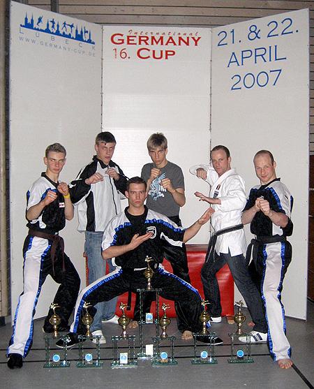 Team Wilhelmshaven + Horsten