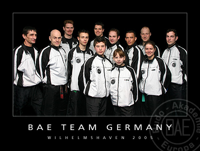 BAE Team Germany