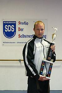 Oliver Tschammer wurde zum 2. .Mal Vizeweltmeister
