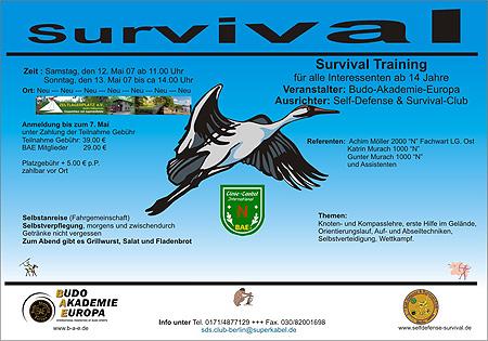 Survival der LG Ost
