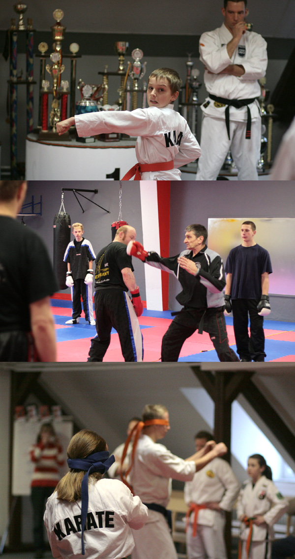 Kadertraining 2010