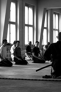Iaido Seminar